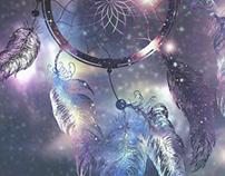 Cosmic Dreamcatcher design