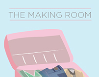 Poster for 'The Making Room'