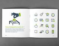 Finance, Banking and Currency Icons (Set 1)