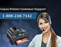 Canon Printer Customer Support 1-888-248-7142