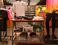 Nike Store Photography