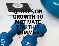 Quotes on Growth to Motivate You This Summer