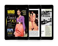WWD Milestones fo iPad