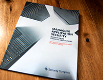 Security Compass 2017 Application Security Report