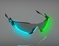 Light Mirrors - Proximity Sensing Sunglasses