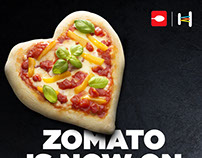 Zomato is now on Helpchat