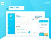 48h App design | IWILL CNP Assurance Hackathon - 2018