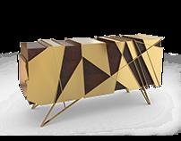 SHARD sideboard