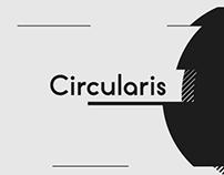 Circularis /geometric font/