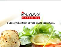 Coprporate Identity Design - Královský Catering
