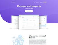 Assysta web app