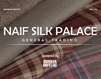 Naif Silk Palace Branding