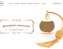 Интернет-магазин парфюмерии Ms