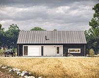 Barn House - Poland