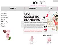 jolse.com redesign