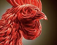 KFC Hottest Chicken