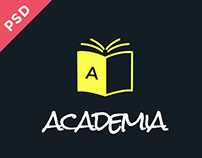 Academia - Educational Template (PSD & WP)