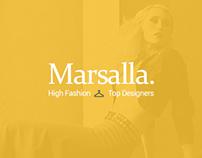 Marsalla | E-commerce App