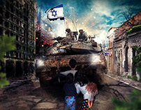 51 Days - Gaza War 2014