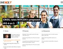 SME Next Website