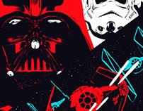 """""""The Skywalkers"""" Series - Star Wars Tribute"""