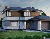 House renders