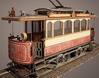 Classic City Tram