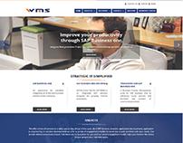 Website Design & Development for WMS SPL Pvt Ltd