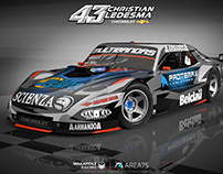 Chevrolet Chevy TC 2017 - Christian Ledesma