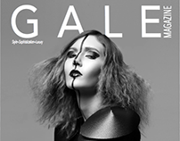 Inner Lotus // COVER of GALE MAGAZINE