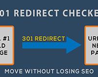 setup a 301 redirect