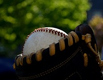 Baseball Gloves by Richard Funchess