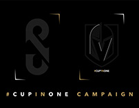 #CupInOne Vegas Golden Knights Black Label