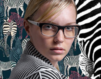 Model Test for IMG Model Agency Milano