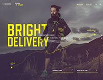 Diadora: Bright Delivery