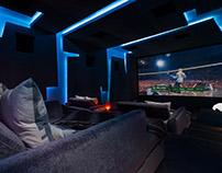 Cinema / Interior Photography