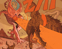 Zap (An Ancient Battle)