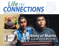 CTDN - LifeConnections Brand, Logo & Magazine