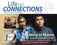 CTDN - LifeConnections Brand, Logo & Magazine
