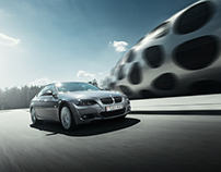 BMW 3 series Coupe (E92)