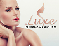 Branding - Luxe Dermatology & Aesthetics