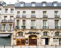 Cinéma Saint André des Arts - Paris