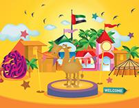 ALDHAFRAH FESTIVAL Event