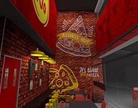 Pizza Río Sucursal 14