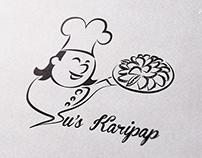 Su's Karipap - Logo