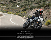 Action Studio BMW NineT