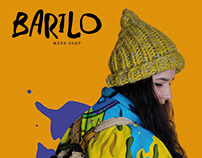 """Плакаты для воркшопа """"BARILO"""""""