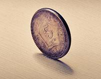 Coins - Print Ad Concepts