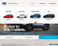 Hyundai T&T Website Redesign