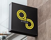 Quin Gwinn Studio Logo Concept Design
